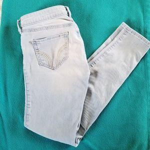 Hollister lightwash skinnny jeans